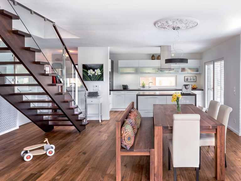 Einfamilienhaus Glonn - Regnauer Hausbau Essbereich