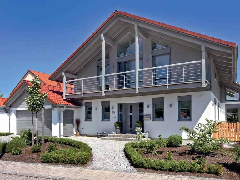 Einfamilienhaus Landshut Hauptansicht
