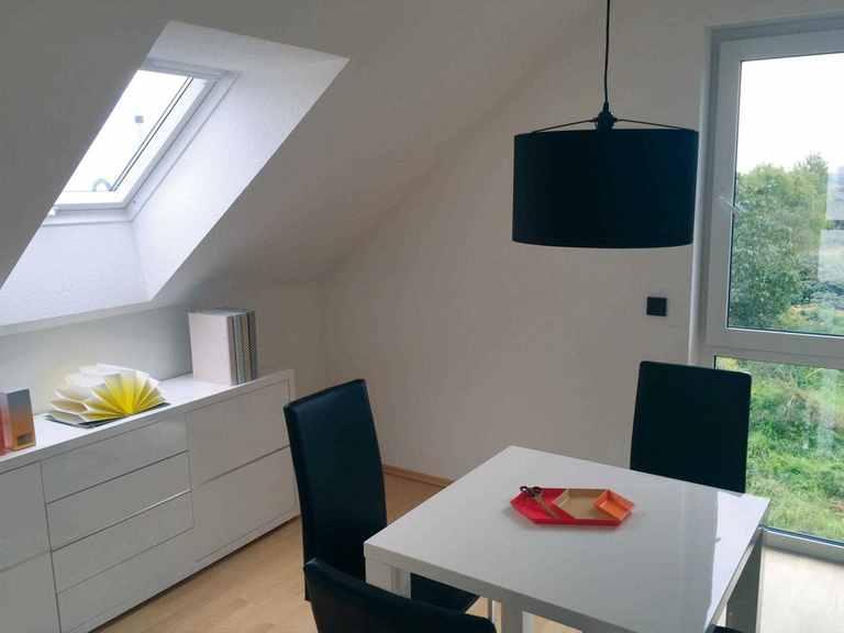 Musterhaus COMPACT 133 Siewert Hausbau Badezimmer Büro
