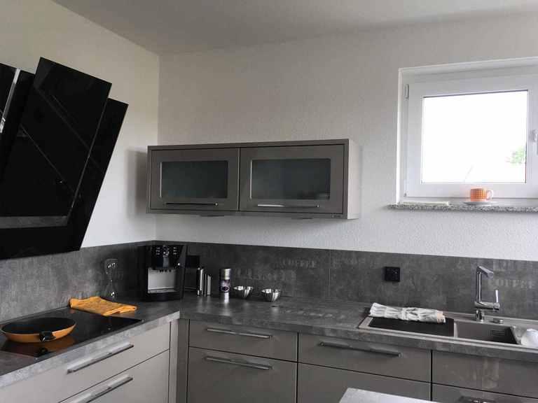 Musterhaus COMPACT 133 Siewert Hausbau Küche
