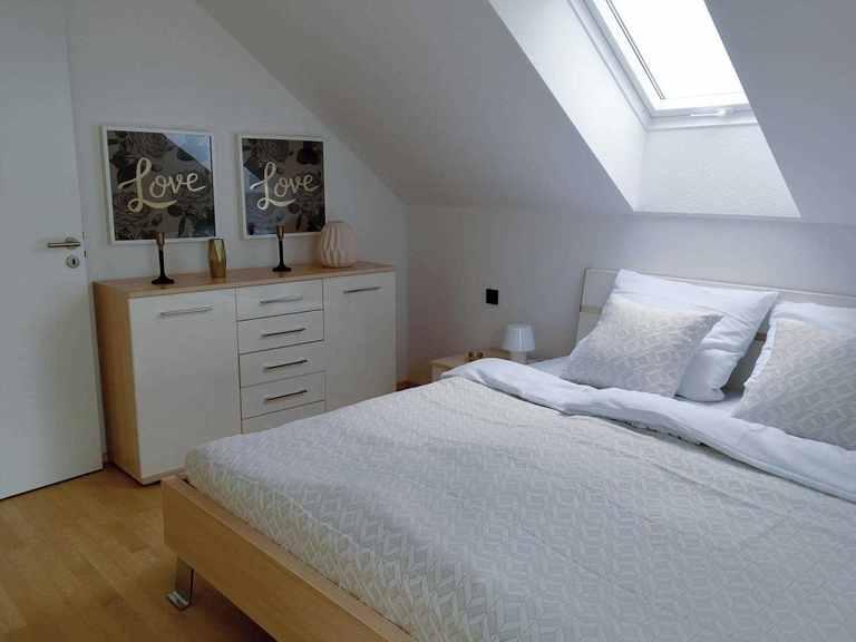 Musterhaus COMPACT 133 Siewert Hausbau Schlafzimmer