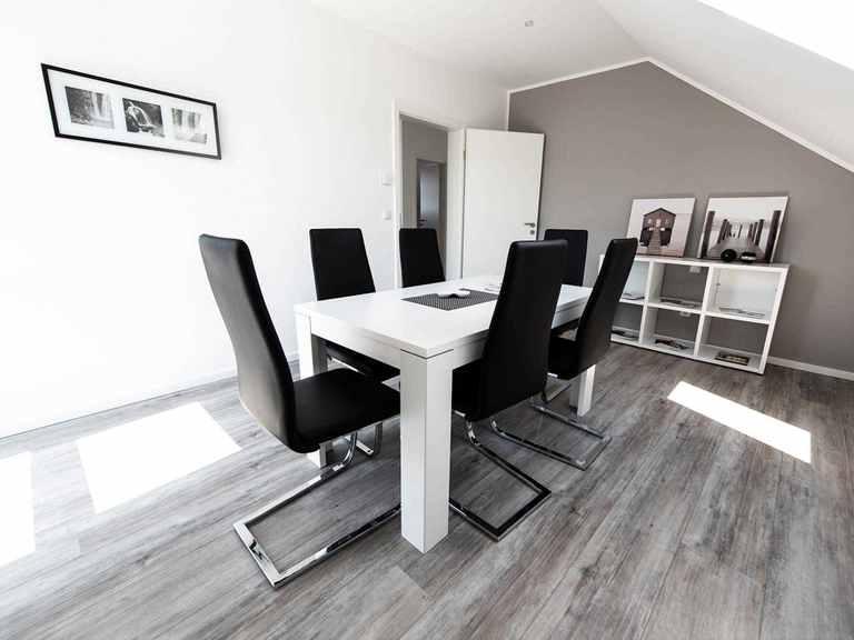 Musterhaus ESPRIT 137 Siewert Hausbau Büro im Obergeschoss