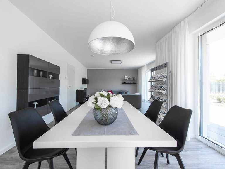 Musterhaus ESPRIT 137 Siewert Hausbau Essbereich