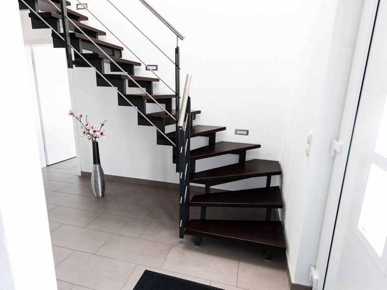 Musterhaus ESPRIT 137 Siewert Hausbau Flur
