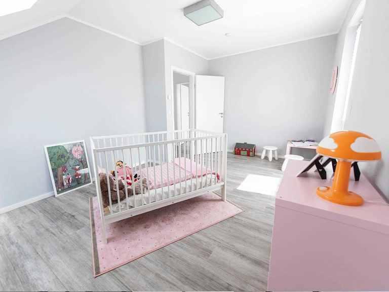 Musterhaus ESPRIT 137 Siewert Hausbau Kinderzimmer