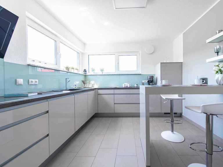 Musterhaus ESPRIT 137 Siewert Hausbau Küche