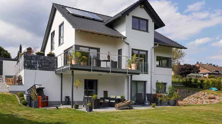 Hanghaus Einfamilienhaus Babelsberg