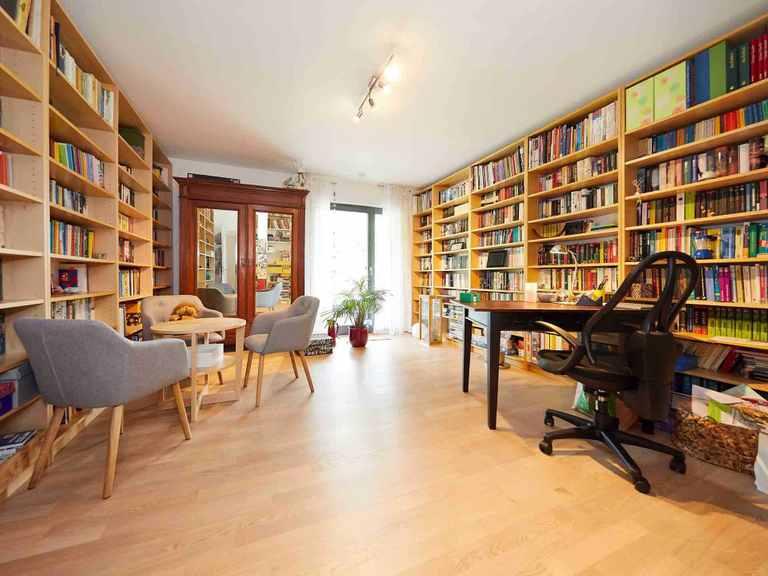 Einfamilienhaus Babelsberg - GUSSEK Haus Büro