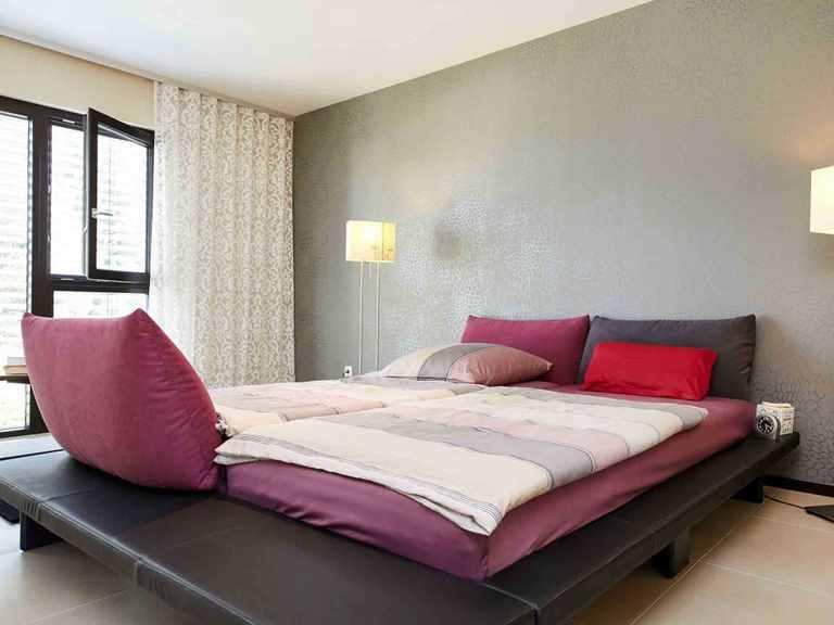 Kubus Haus San Marco - GUSSEK HAUS Schlafzimmer