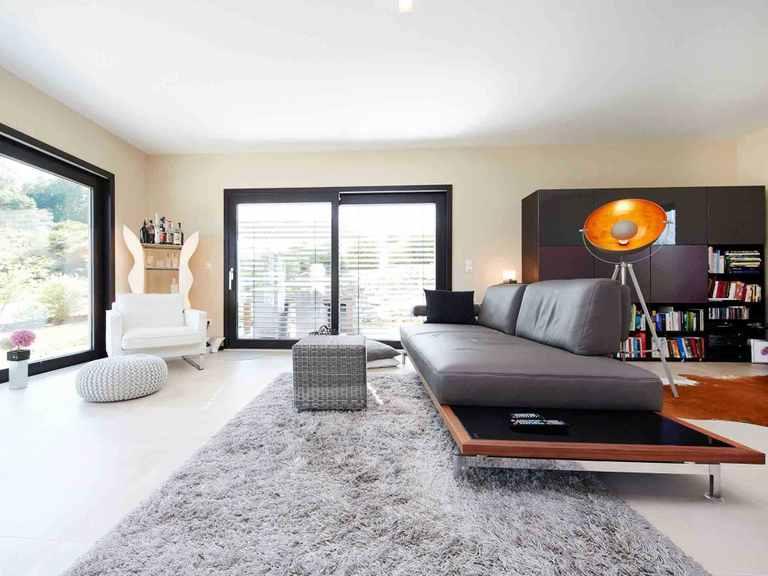 Kubus Haus San Marco - GUSSEK HAUS Wohnzimmer