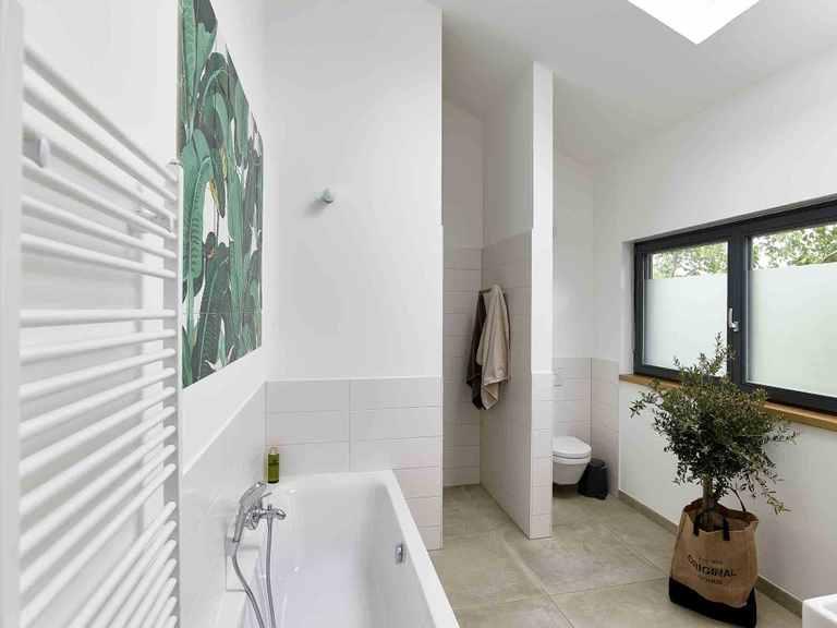 Einfamilienhaus Boavista - GUSSEK HAUS Badezimmer