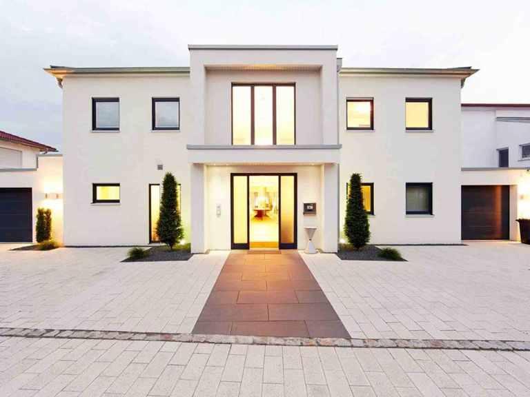 Villa Cannstatt - GUSSEK HAUS Eingang