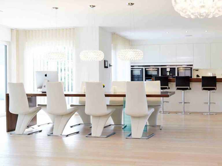 Villa Cannstatt - GUSSEK HAUS Offene Küche