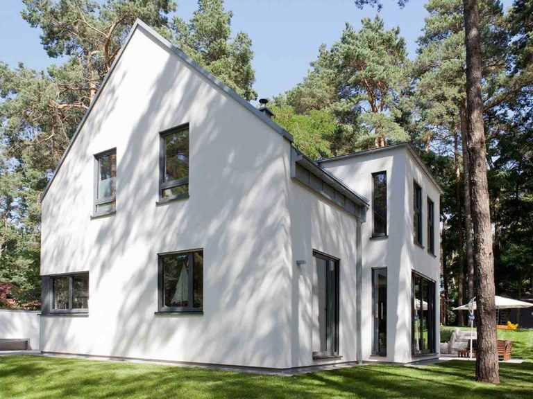 Einfamilienhaus Erlenbach - GUSSEK HAUS Garten