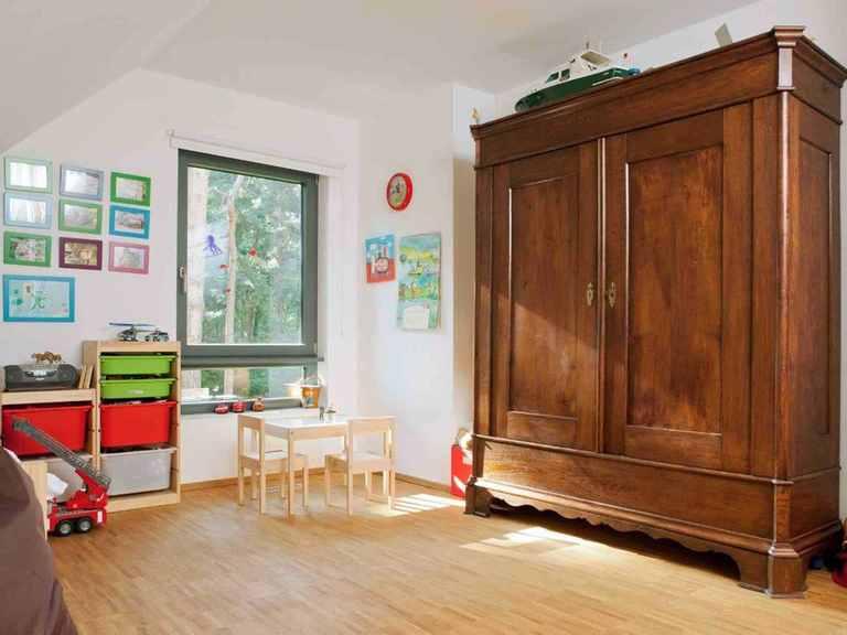 Einfamilienhaus Erlenbach - GUSSEK HAUS Kinderzimmer