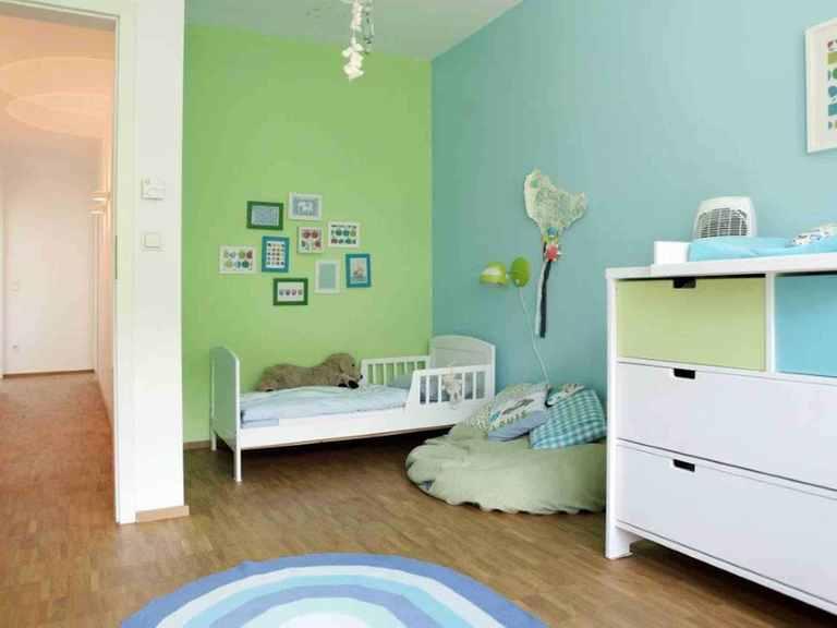 Kubus Haus Murano - GUSSEK HAUS Kinderzimmer