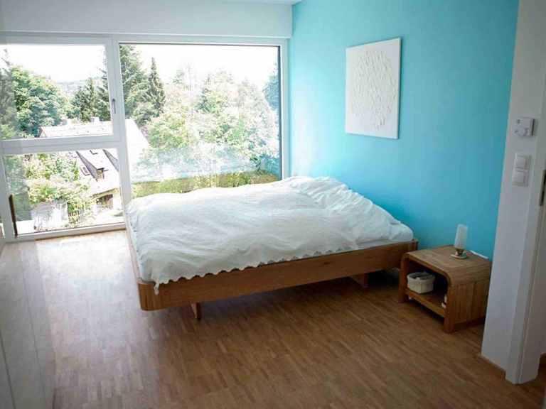 Kubus Haus Murano - GUSSEK HAUS Schlafzimmer
