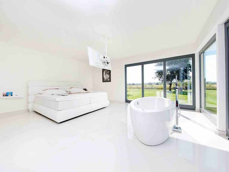 Bungalow Piemont - GUSSEK HAUS Schlafzimmer