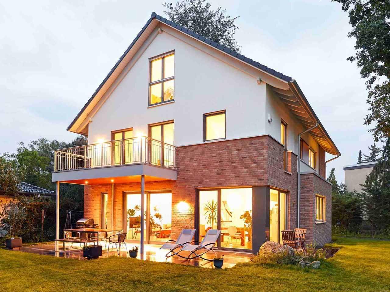 Einfamilienhaus Ponticelli - GUSSEK HAUS