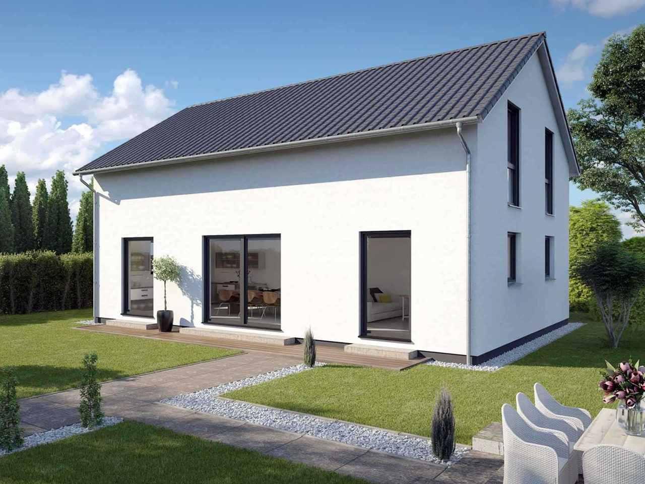 Einfamilienhaus Weidenallee - GUSSEK HAUS