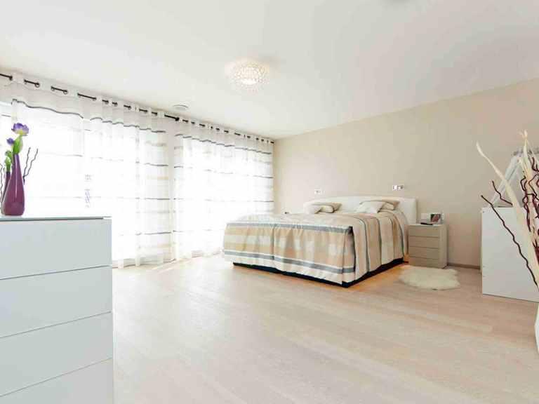 Kubus Haus Wynwood - GUSSEK HAUS Schlafzimmer
