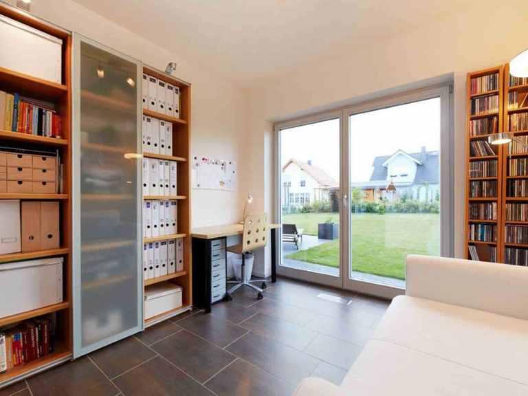 Einfamilienhaus Sanderau - GUSSEK HAUS Büro