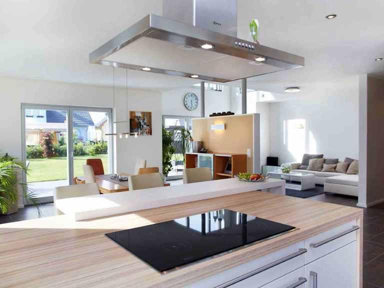 Einfamilienhaus Sanderau - GUSSEK HAUS Essbereich