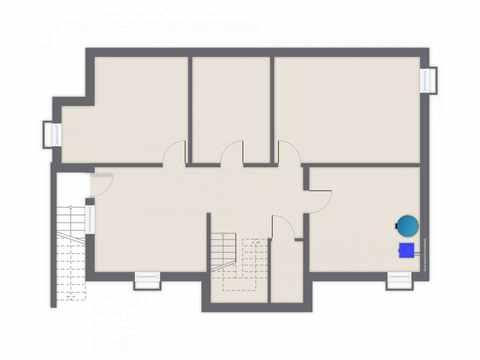 Einfamilienhaus Siebenbrunn - GUSSEK HAUS Grundriss KG