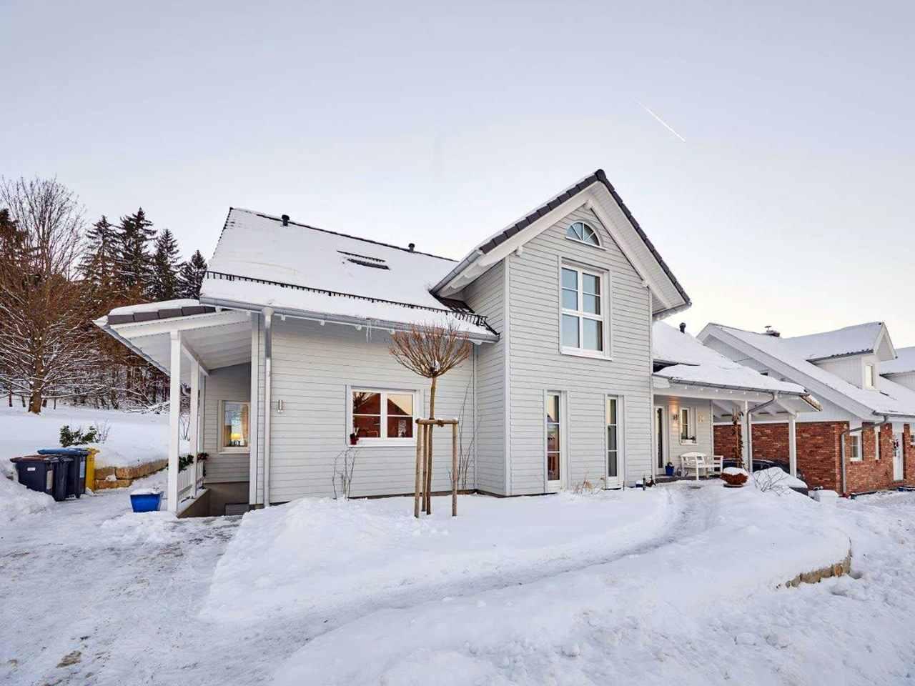 Einfamilienhaus Siebenbrunn - GUSSEK HAUS