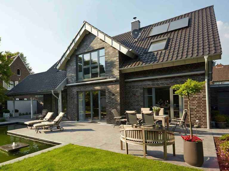 Einfamilienhaus Vahrenheide - GUSSEK HAUS Terrasse