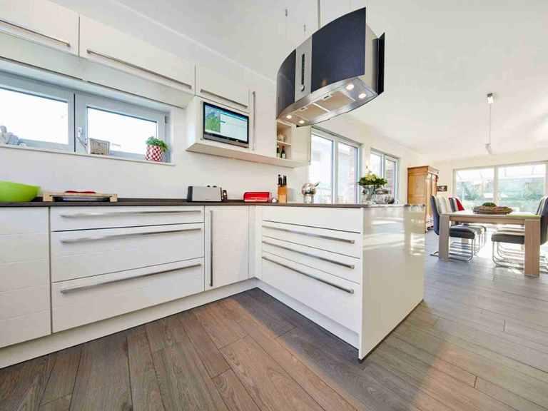 Stadtvilla Vomero - GUSSEK HAUS Offene Küche