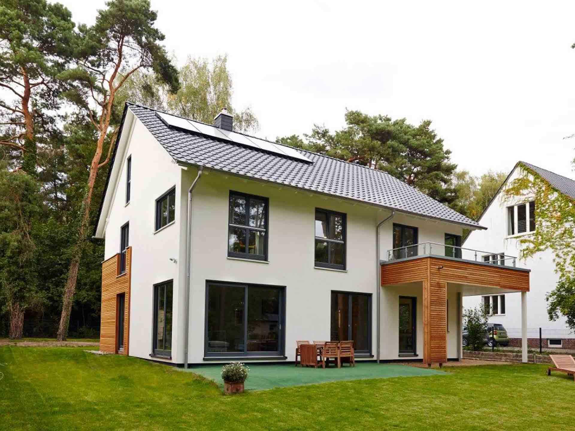Einfamilienhaus Waldsee GUSSEK HAUS