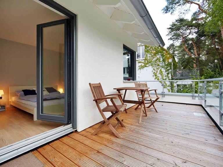 Einfamilienhaus Waldsee - GUSSEK HAUS Terrasse