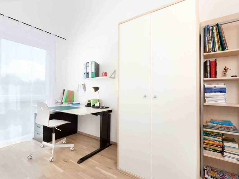 Einfamilienhaus Unikat 122 - TALBAU-Haus Büro