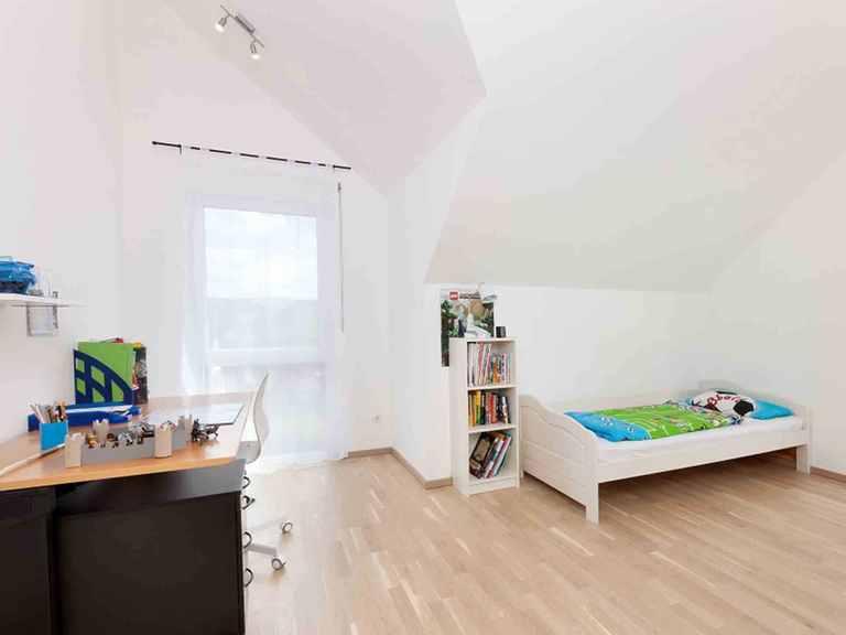 Einfamilienhaus Unikat 122 - TALBAU-Haus Jugendzimmer