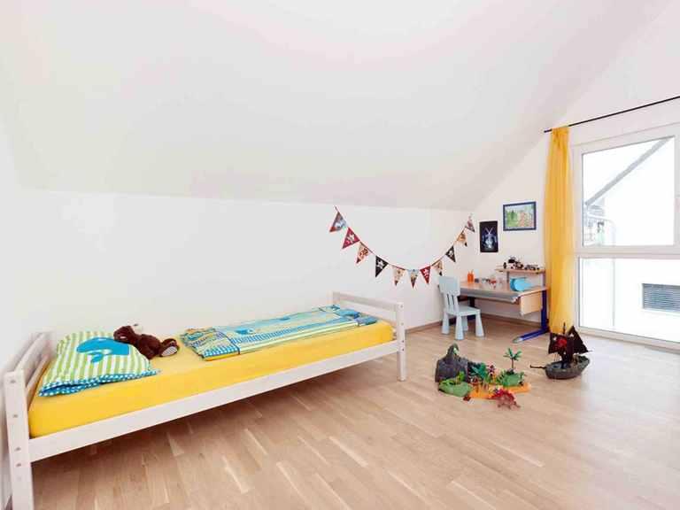 Einfamilienhaus Unikat 122 - TALBAU-Haus Kinderzimmer: Junge