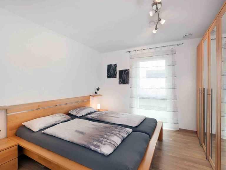 Einfamilienhaus Unikat 122 - TALBAU-Haus Schlafzimmer