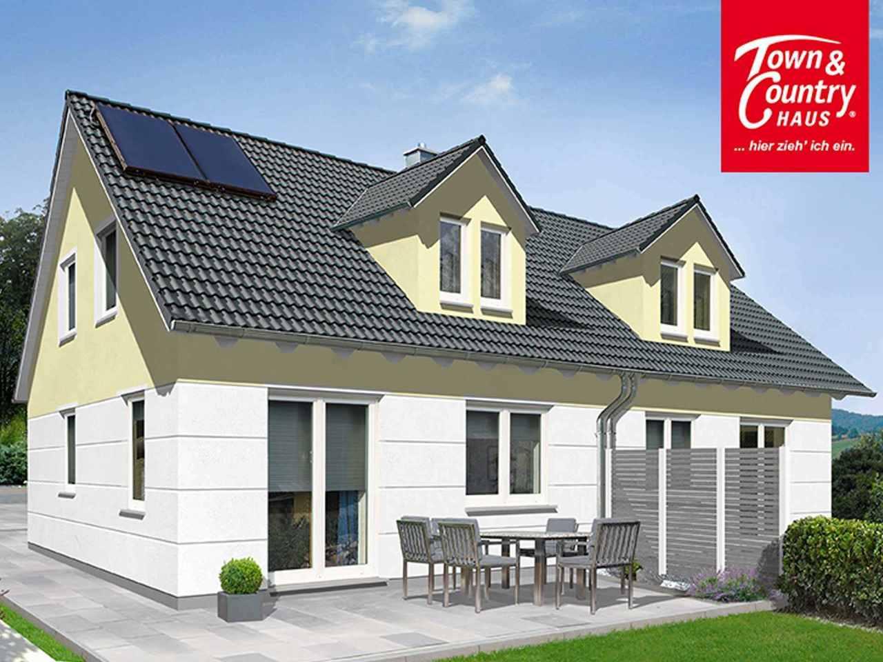 Doppelhaus Duett 115 - HausBau Hauke Tießen