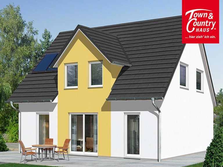 Einfamilienhaus Flair 113 - HausBau Hauke Tießen