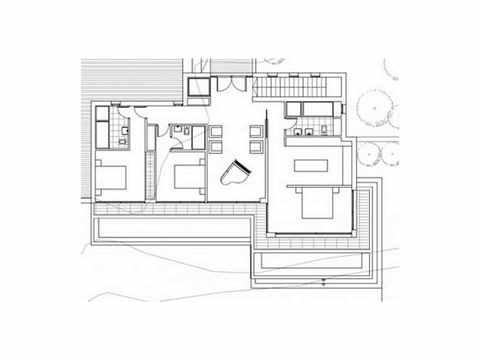 Luxusvilla Alejandra - LIFESTYLE HOMES Grundriss OG