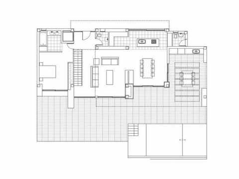Luxusvilla Barbara - LIFESTYLE HOMES Grundriss EG