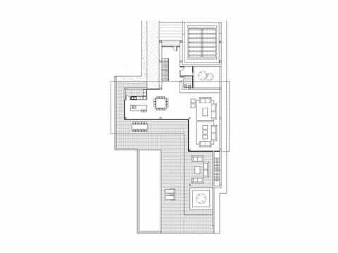 Luxusvilla Elena - LIFESTYLE HOMES Grundriss EG