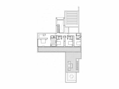 Luxusvilla Elena - LIFESTYLE HOMES Grundriss OG
