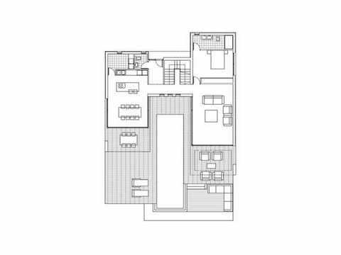 Luxusvilla Leandra - LIFESTYLE HOMES Grundriss EG