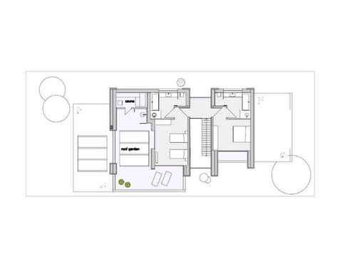 Luxusvilla Lifestyle - LIFESTYLE HOMES Grundriss OG