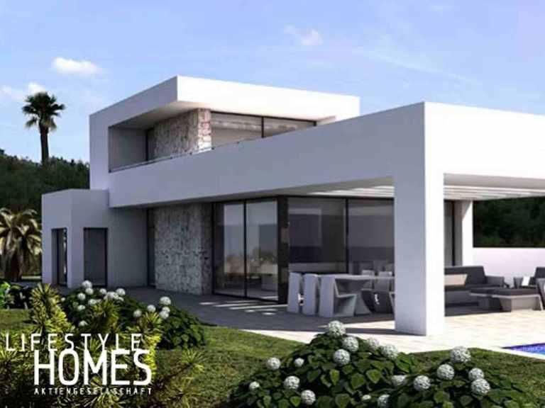 Luxusvilla Noura - LIFESTYLE HOMES