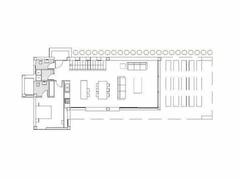Luxusvilla Noura - LIFESTYLE HOMES Grundriss EG