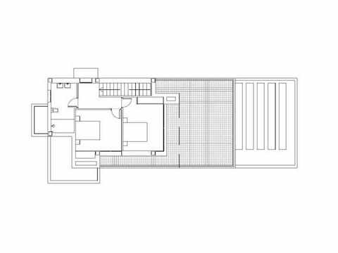 Luxusvilla Noura - LIFESTYLE HOMES Grundriss OG