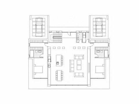 Luxusvilla Jennie - LIFESTYLE HOMES Grundriss EG