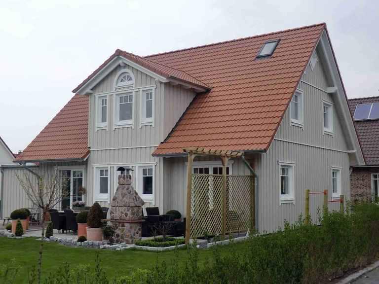 Lübeck 178 - Poggenburg Holzbau Garten
